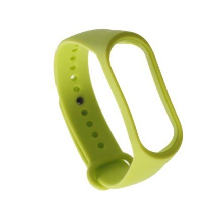 Óraszíj - Pótszíj Xiaomi Mi Band 3 -RMPACK- Style Zöld