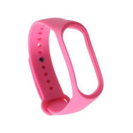 Óraszíj - Pótszíj Xiaomi Mi Band 3 -RMPACK- Style Pink