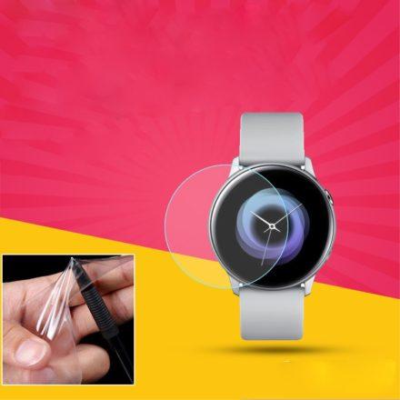 Samsung Galaxy Watch Active R500 Képernyővédő Fólia TPU