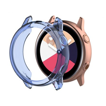 Samsung Galaxy Watch Active Védőtok - Keret TPU Protective Kék