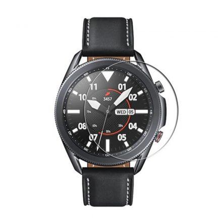 RMPACK Samsung Galaxy Watch 3 45mm Kijelzővédő Üveg 0.3mm
