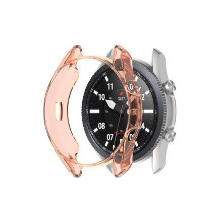 RMPACK Samsung Galaxy Watch 3 45mm Védőkeret SM-840 Narancssárga