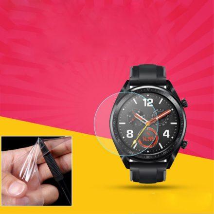 RMPACK Huawei Watch GT Kijelzővédő Fólia Soft TPU