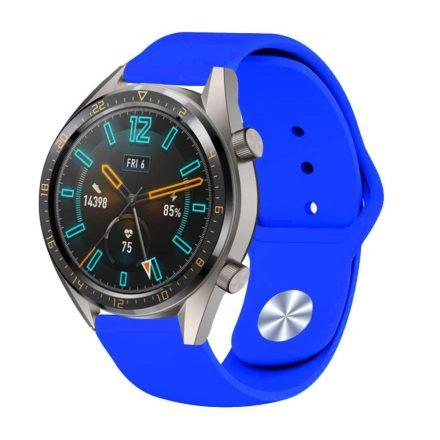 RMPACK Huawei Watch GT Pótszíj Szilikon Óraszíj Soft Series Világoskék