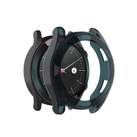 RMPACK Huawei Watch GT Védőkeret Szilikon Keret Kék