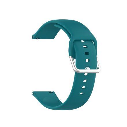 RMPACK Huawei Watch GT 2 Pro Pótszíj Óraszíj Szilikon ( S ) Méret 22mm Elegant Series Zöld