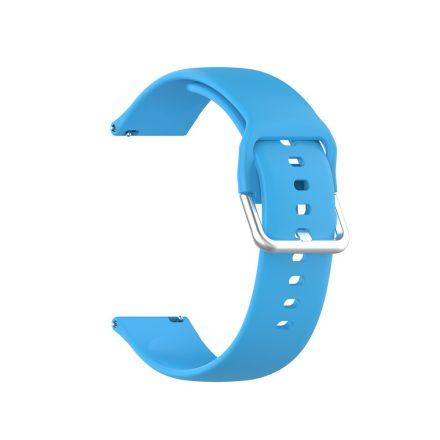 RMPACK Huawei Watch GT 2 Pro Pótszíj Óraszíj Szilikon ( L ) Méret 22mm Elegant Series Világoskék