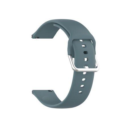 RMPACK Huawei Watch GT 2 Pro Pótszíj Óraszíj Szilikon ( L ) Méret 22mm Elegant Series Kék
