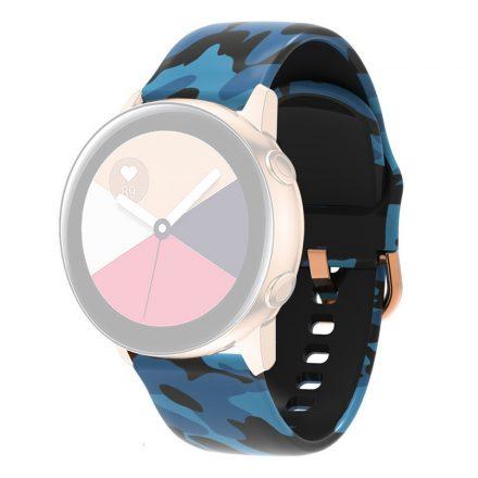 RMPACK Huawei Watch 3 / Watch 3 Pro Szilikon Óraszíj 22mm Mintás Pótszíj SummerSeries A03
