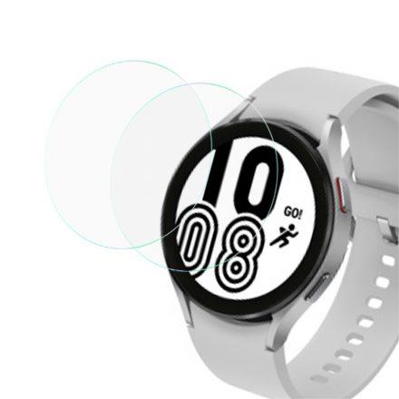RMPACK Samsung Galaxy Watch4 40mm Képernyővédő Üvegfólia Tempered Glass 2db