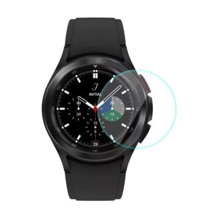 RMPACK Samsung Galaxy Watch4 Classic 46mm Kijelzővédő Üvegfólia ENKAY Premium 9H