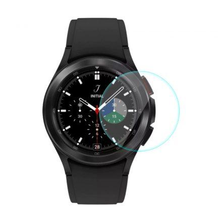 RMPACK Samsung Galaxy Watch4 Classic 42mm Kijelzővédő Üvegfólia ENKAY Premium 9H